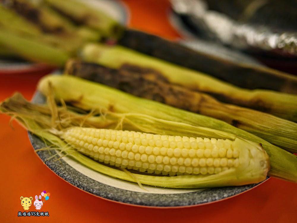 炭烤玉米筍