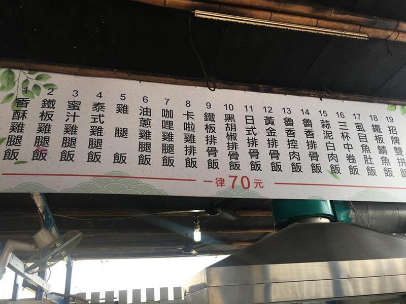 中科便當店│這是網路上第一篇食記的大千美味便當,不到12點很多便當都賣光