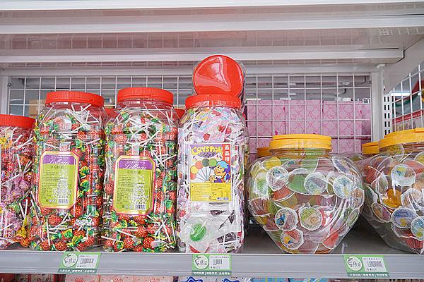 DSC08980 - 熱血採訪│唐采五權西路店新開幕,超多古早味零食批發在這啦