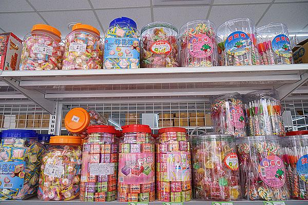 DSC08983 - 熱血採訪│唐采五權西路店新開幕,超多古早味零食批發在這啦